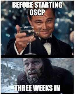 OSCP — мой опыт - 1