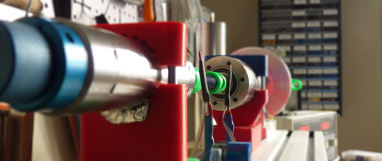 Мотор в качестве электромагнитного тормоза - 1