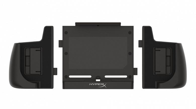 HyperX ChargePlay Clutch for Nintendo Switch — источник питания и футляр для портативной игровой консоли Nintendo Switch