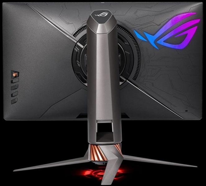 Nvidia и Asus представили первый в мире монитор с кадровой частотой 360 Гц