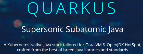 Quarkus — новый взгляд на Cloud Native Java - 2