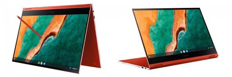 Samsung показала невероятно тонкий дизайнерский ноутбук с экраном OLED, но вы вряд ли захотите себе его купить