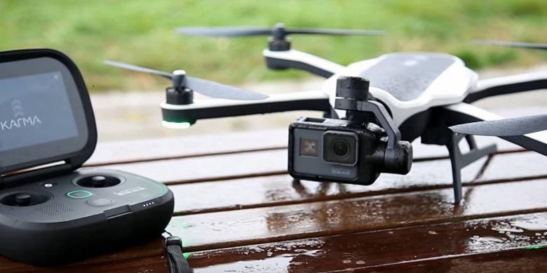 «Худший дрон в мире». Все дроны GoPro Karma перестали работать
