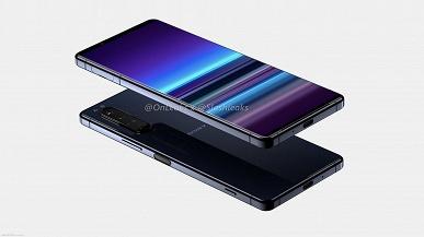 Лучший дизайн Sony за последние годы? Xperia 5 Plus явно будет выделяться среди большинства смартфонов 2020 года