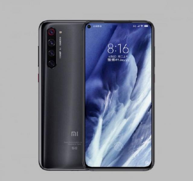 Первое изображение Xiaomi Mi 10 в полный рост с двух сторон