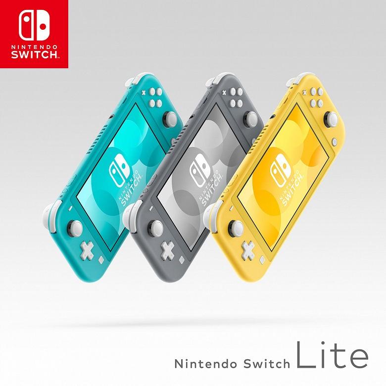 Производство новой консоли Nintendo Switch начнется в этом квартале - 1