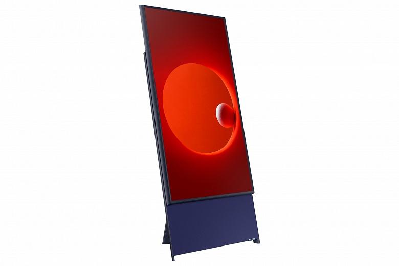 Странный телевизор Samsung The Sero с возможностью вертикального использования готов к выходу в США и Европе