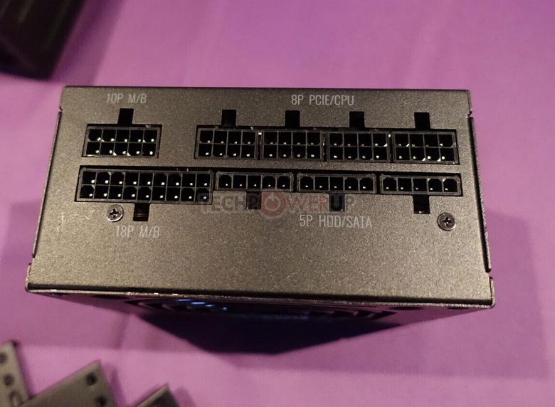 Компания Cooler Master показала на CES 2020 блоки питания типоразмера SFX мощностью до 850 Вт