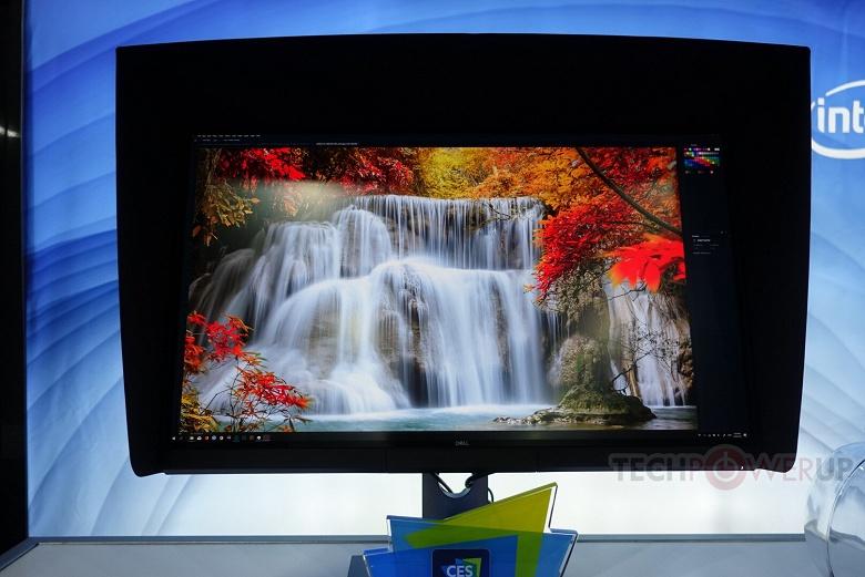 Монитор Dell UltraSharp PremierColor UP2720Q оснащен колориметром и интерфейсом Thunderbolt