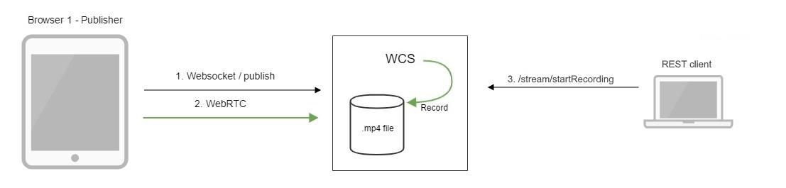 Обзор WCS 5.2 — WebRTC сервера для веб-разработчиков онлайн трансляций и видеочатов - 15