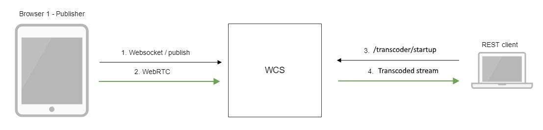 Обзор WCS 5.2 — WebRTC сервера для веб-разработчиков онлайн трансляций и видеочатов - 21