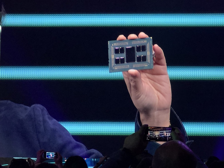 Представлен 64-ядерный процессор AMD Ryzen Threadripper 3990X