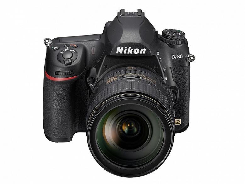 Представлена первая камера Nikon с гибридным автофокусом