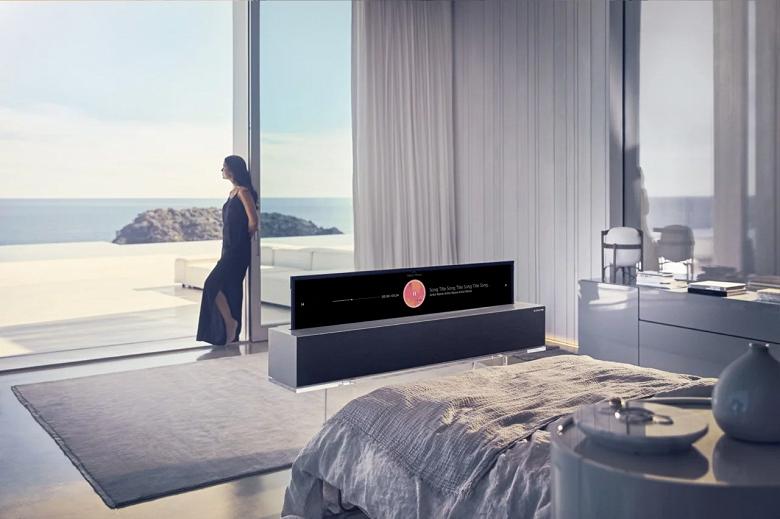Революционный телевизор LG оценили в 60 000 долларов