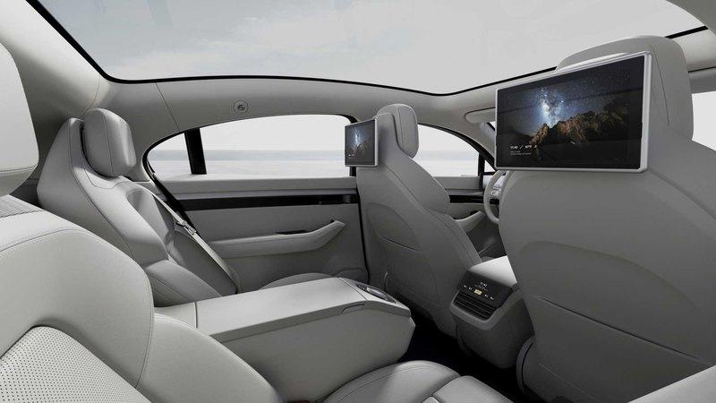 Sony представила первый в своей истории электромобиль