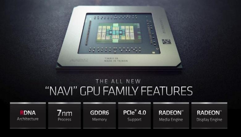 Генеральный директор AMD обещает видеокарту верхнего сегмента на GPU Navi