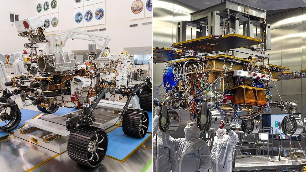 Космический 2020: Марс, созвездия спутников и новые ракеты - 1