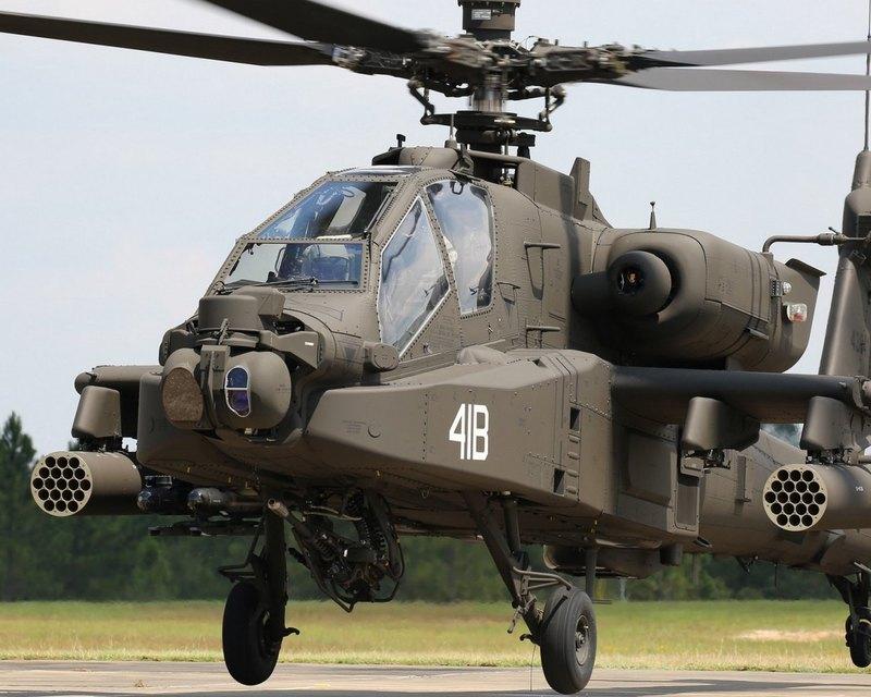 На что способен лучший боевой вертолет в мире: высший пилотаж