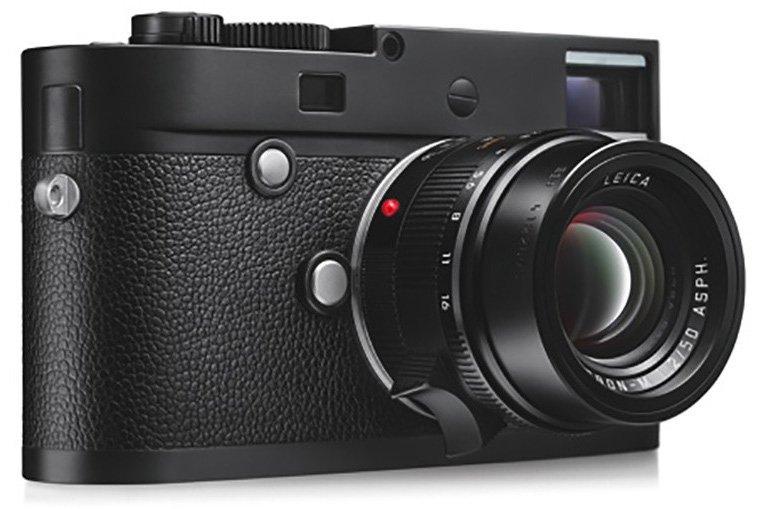Опубликовано первое изображение камеры Leica M10 Monochrom