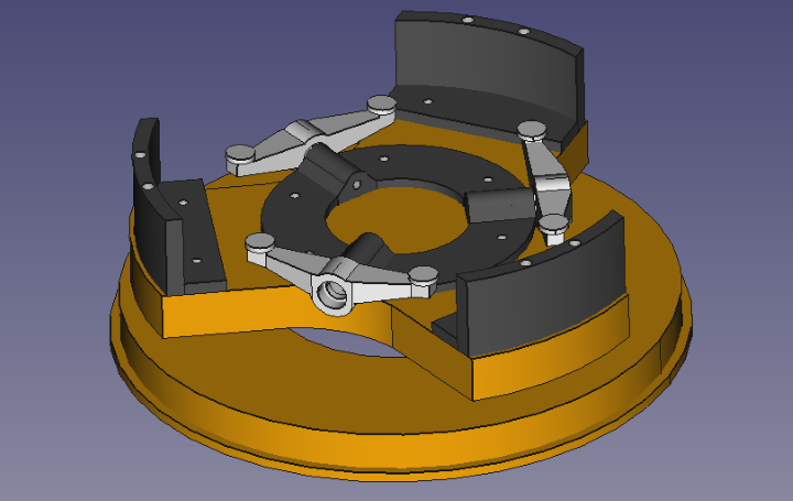 Проектирование и изготовление телескопа - 10