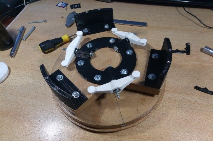Проектирование и изготовление телескопа - 12