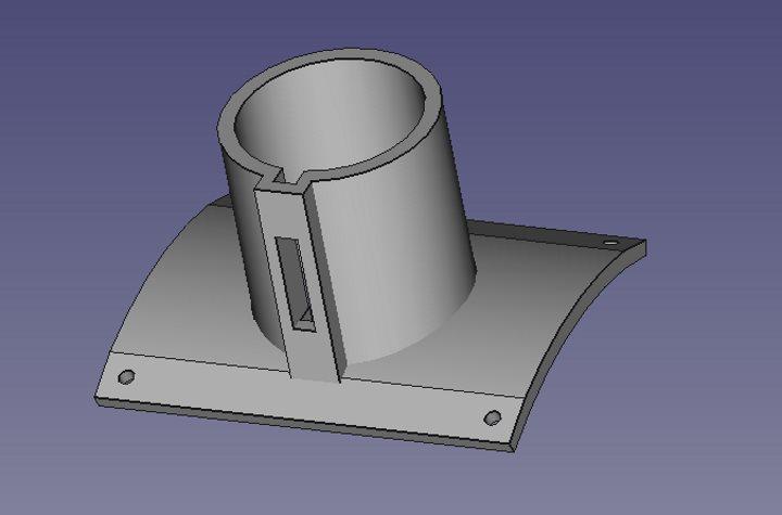 Проектирование и изготовление телескопа - 15