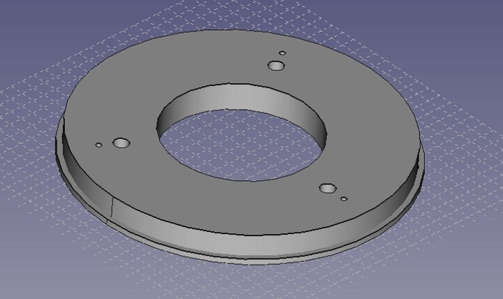 Проектирование и изготовление телескопа - 4