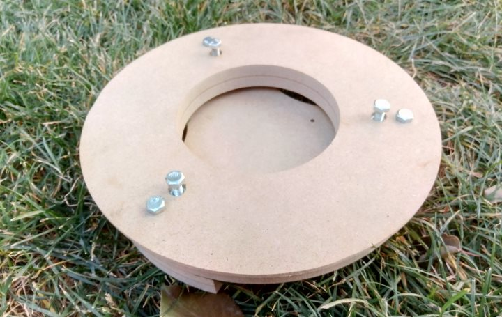 Проектирование и изготовление телескопа - 8