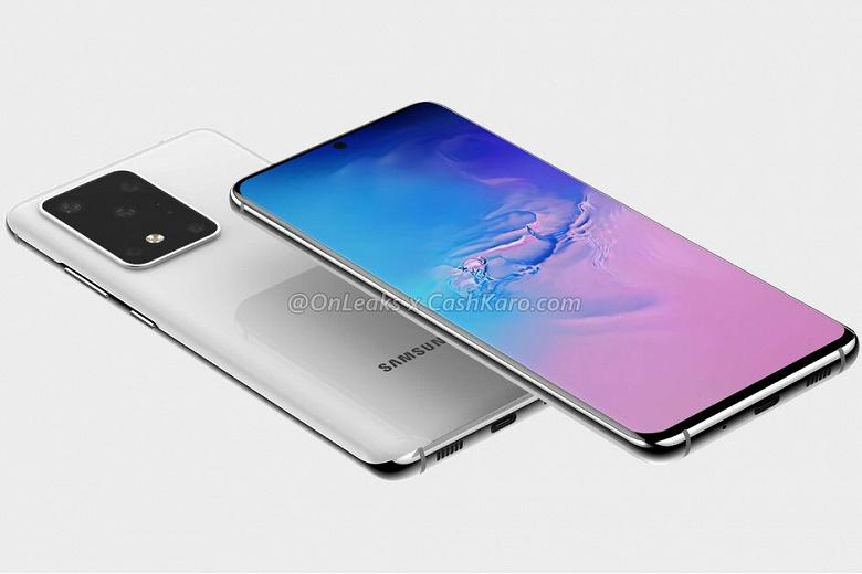 Рассекречены настоящие названия Samsung Galaxy S20 и внушительный список аксессуаров