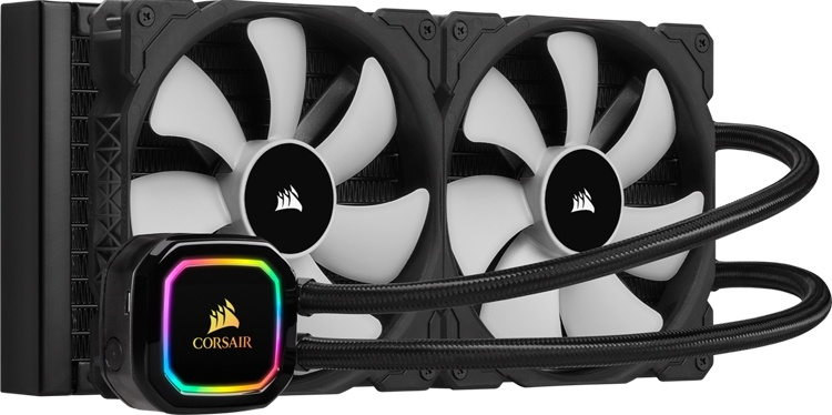 В семейство Corsair iCue RGB Pro XT вошли три универсальные СЖО