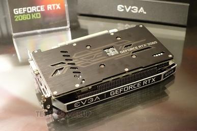 Видеокарта EVGA GeForce RTX 2060 KO стоимостью 299 долларов выглядит первым ответом Nvidia на AMD Radeon RX 5600 XT