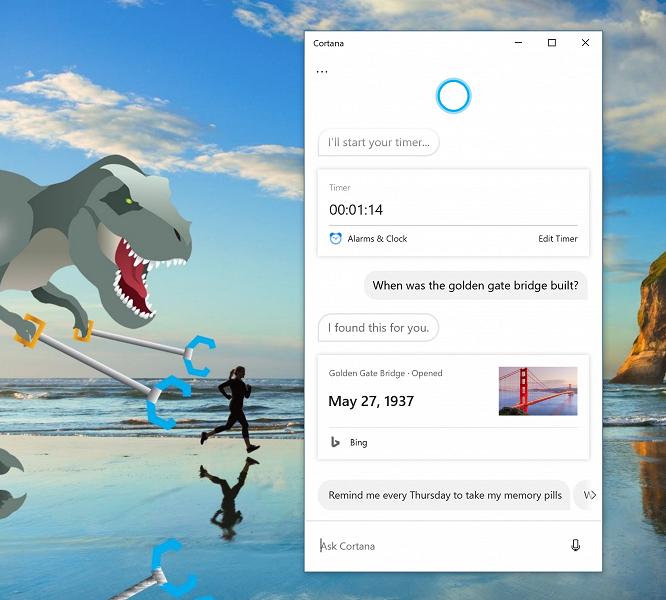 Microsoft выпустила первое в 2020 году тестовое обновление Windows 10, что нового