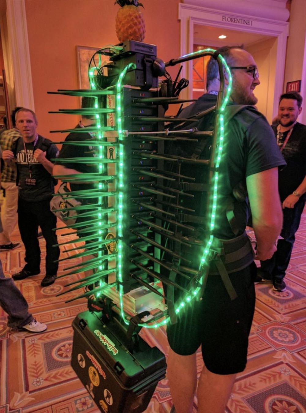 Конференция DEFCON 27. Инструмент для взлома беспроводных сетей WiFi Kraken - 2