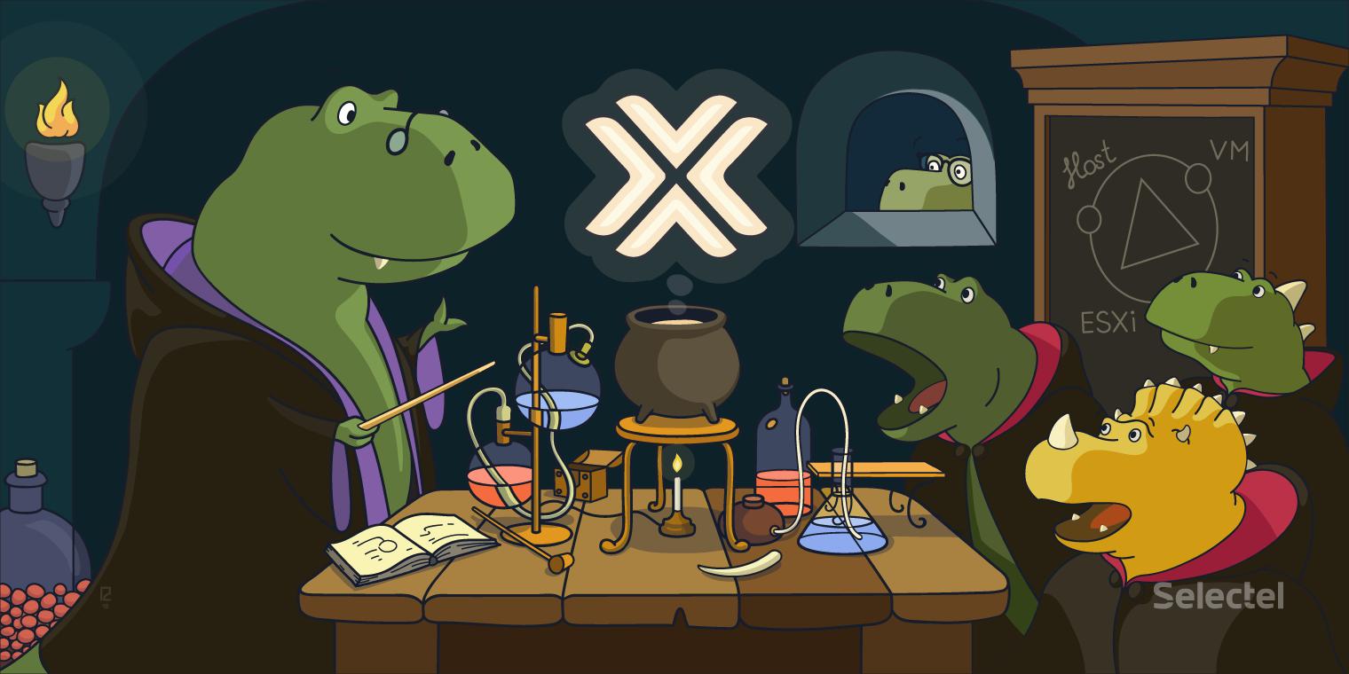 Магия виртуализации: вводный курс в Proxmox VE - 1