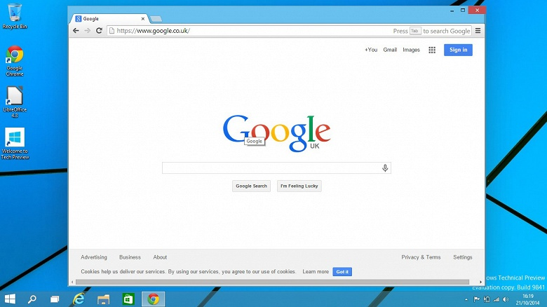 Google не оставит Windows 7 без браузера Chrome