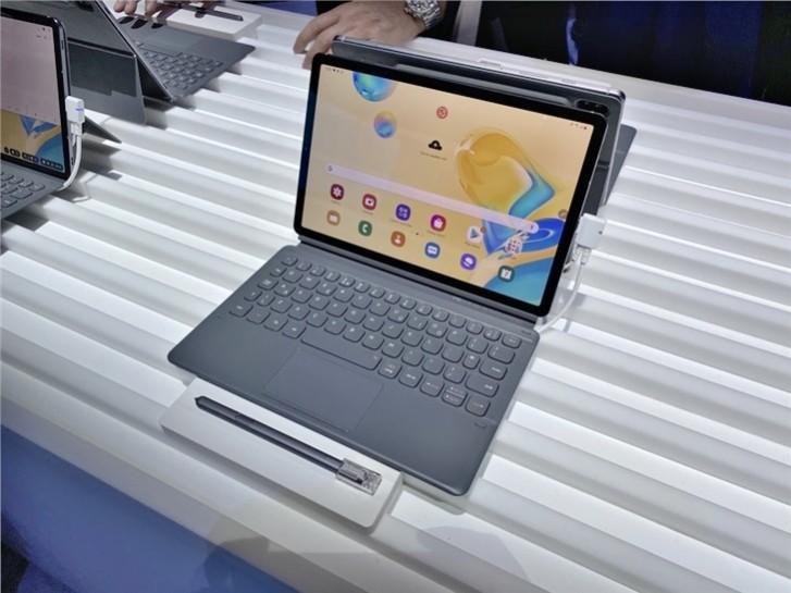 Samsung показала флагманский Galaxy Tab S6 5G