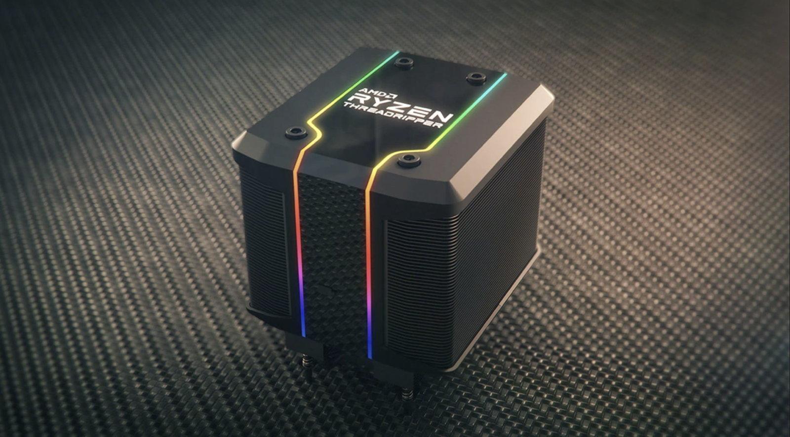 На CES 2020 AMD представила 64-ядерный десктопный Ryzen Threadripper 3990X, видеокарту Radeon RX 5600 и мобильные CPU - 2