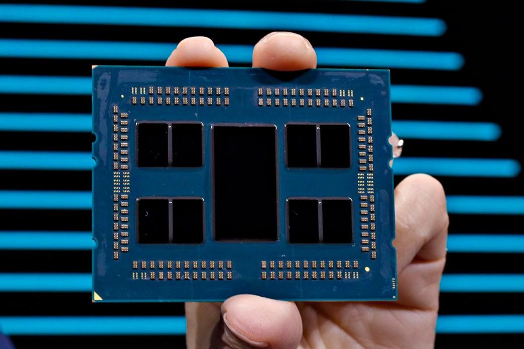 На CES 2020 AMD представила 64-ядерный десктопный Ryzen Threadripper 3990X, видеокарту Radeon RX 5600 и мобильные CPU - 1