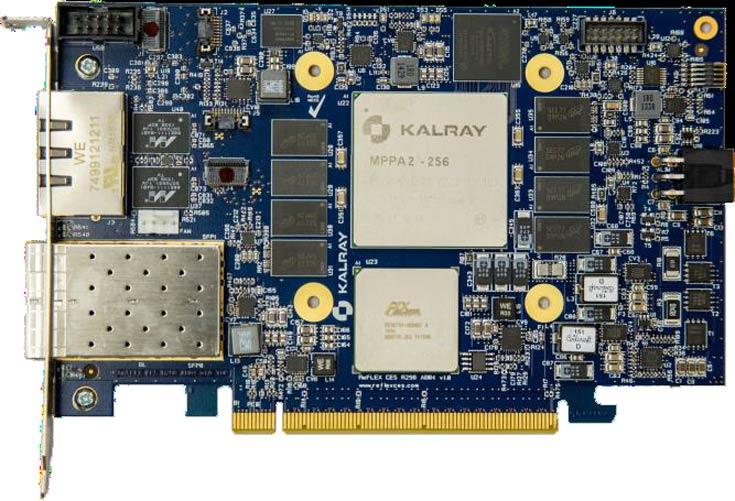 На CES 2020 представлен процессор Kalray Coolidge - 2