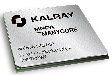На CES 2020 представлен процессор Kalray Coolidge