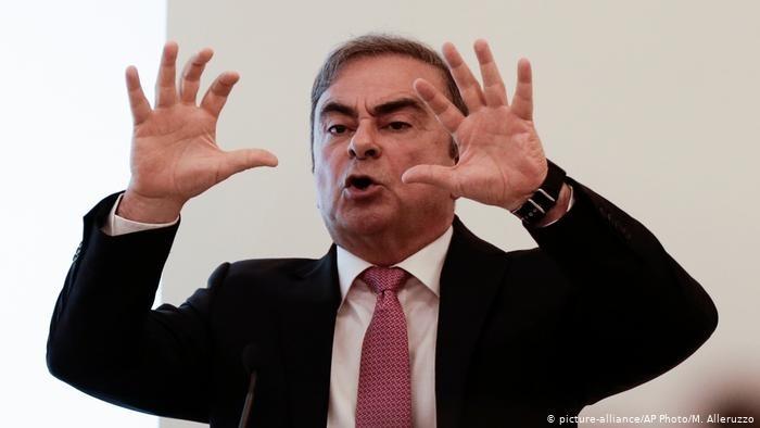 Поездка в футляре из-под контрабаса: бывший глава Renault-Nissan-Mitsubishi объяснил причины побега из Японии