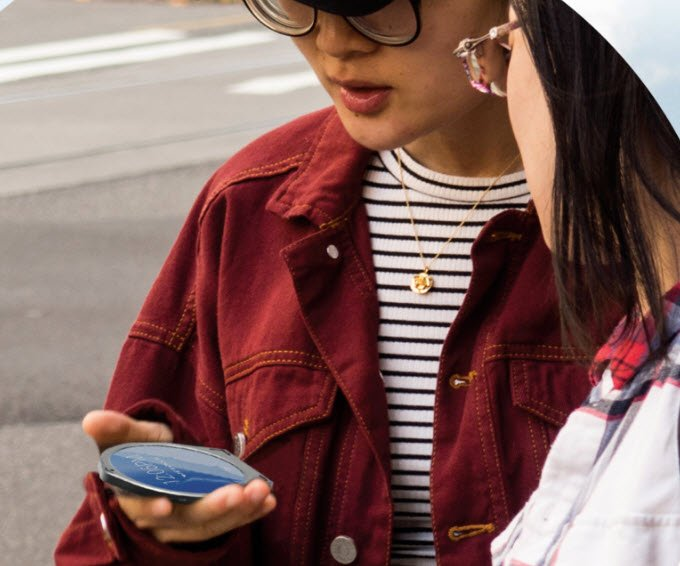 Представлен круглый смартфон Cyrcle Phone