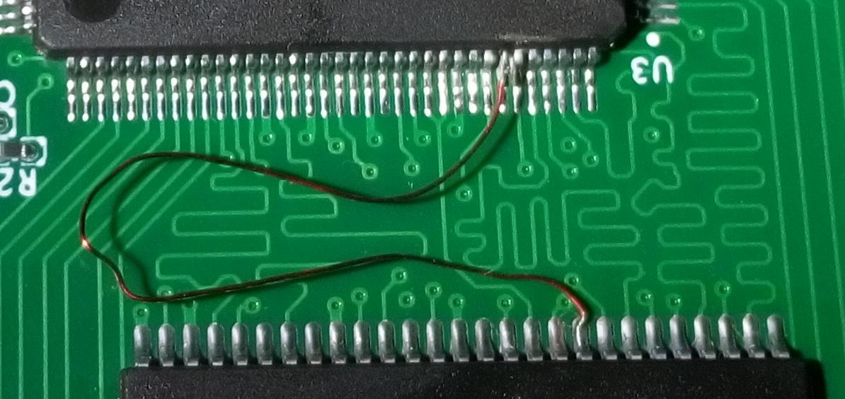 Превращаем DSLogic U2Basic в DSLogic Plus - 10