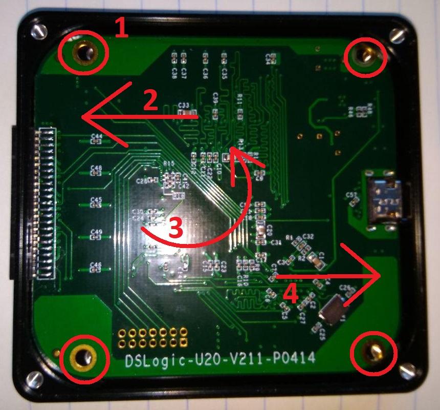 Превращаем DSLogic U2Basic в DSLogic Plus - 4