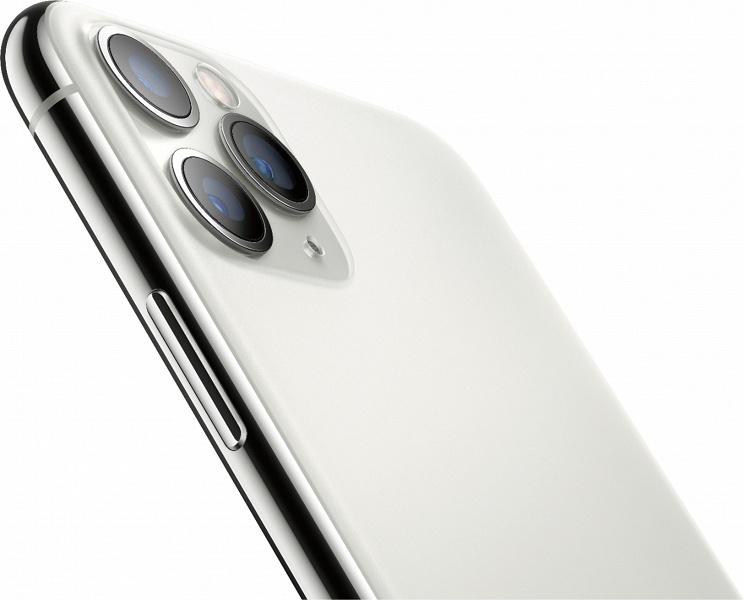 Продажи Apple iPhone взлетели