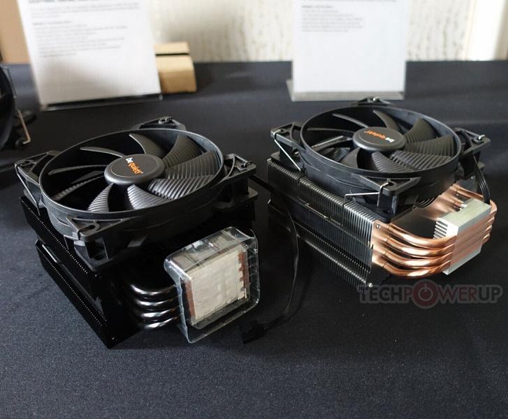 Система охлаждения be quiet! Pure Rock 2 «начального уровня» подходит для процессоров с TDP до 150 Вт