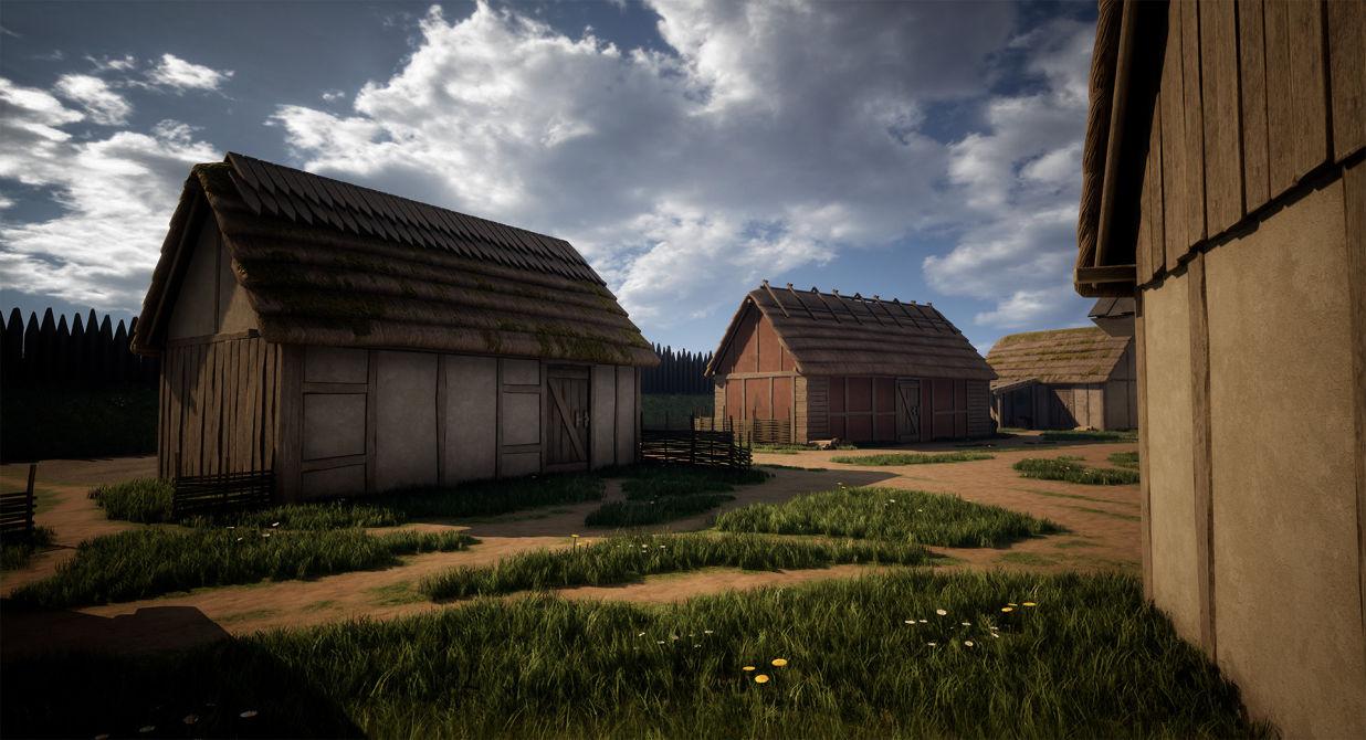 Создание средневекового VR-музея - 2