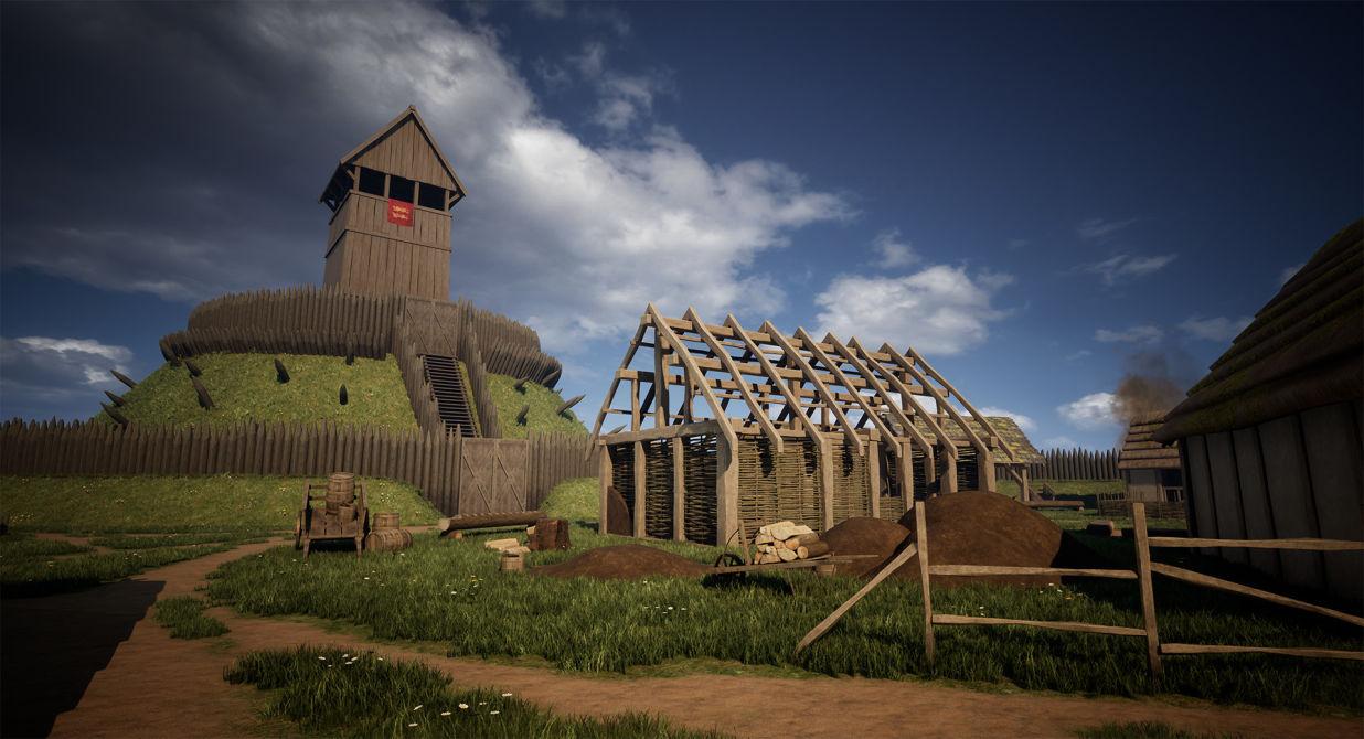 Создание средневекового VR-музея - 3