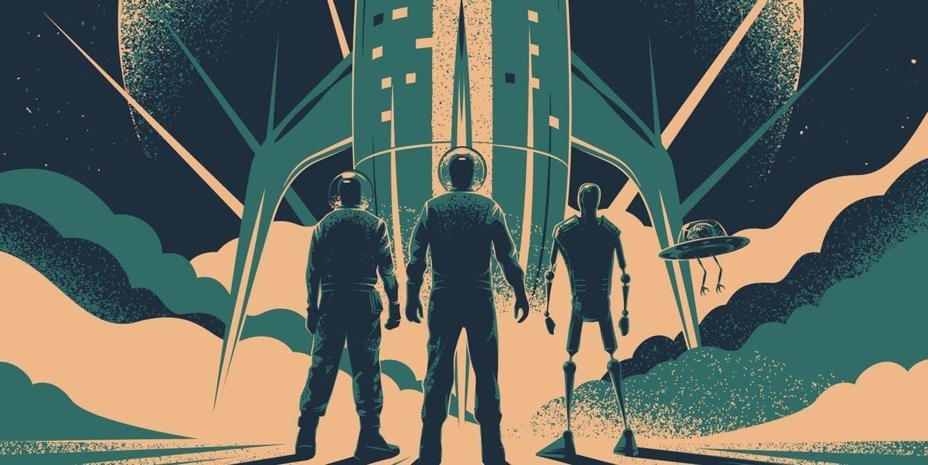 Топ «DLC-книг» для современных фантастических сериалов - 1