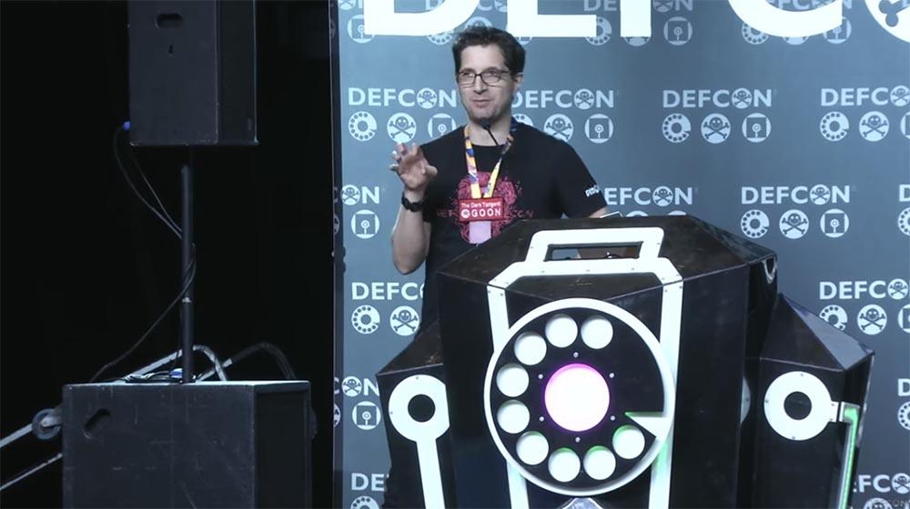 Конференция DefCon 27: за кулисами создания электронных бэйджей. Часть 1 - 1